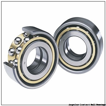 240 mm x 440 mm x 85 mm  SKF QJ 1248 MA/344524 angular contact ball bearings