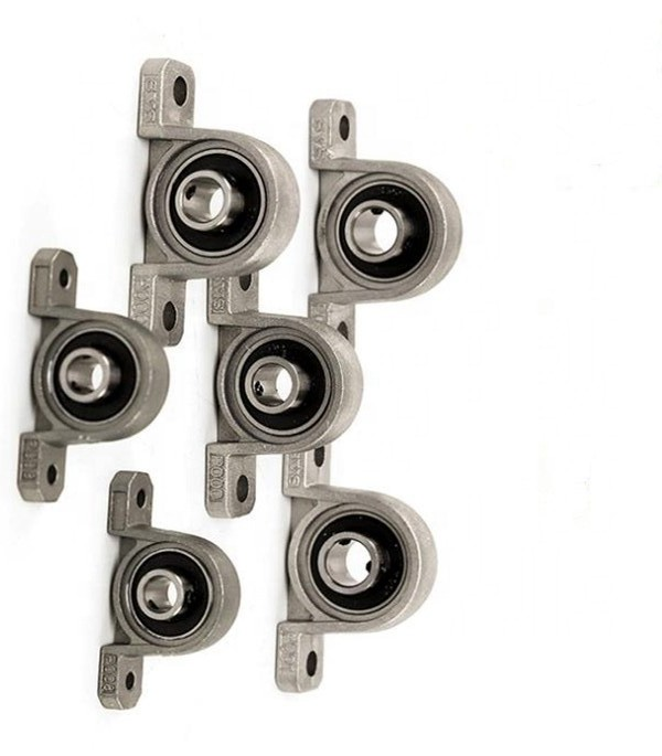 Horizontal Kfl08 Bearing Bracket for Trapezoidal T8 Lead Screw Mounted Stand Part Stainless Steel Support 3D Printers Parts
