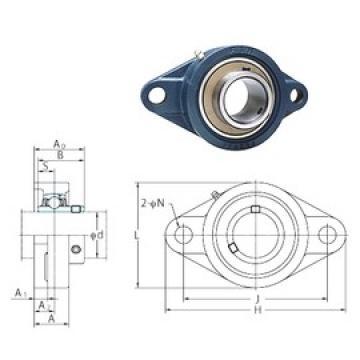 FYH UCFL305-16 bearing units