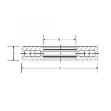 SIGMA RT-752 thrust roller bearings