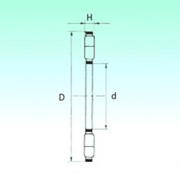 NBS K89308TN thrust roller bearings