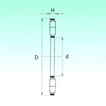 NBS K89456-M thrust roller bearings