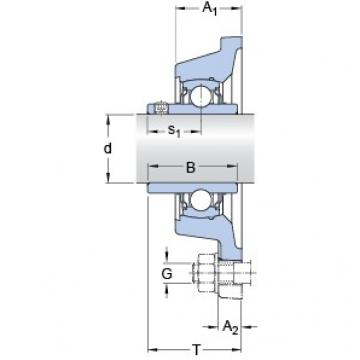 SKF FY 60 TF/VA228 bearing units