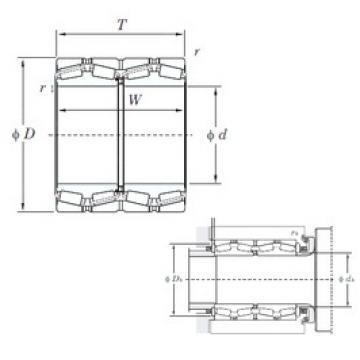 KOYO 47248 tapered roller bearings