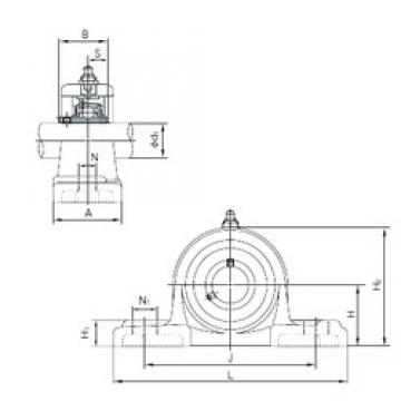 NACHI UCEP208 bearing units