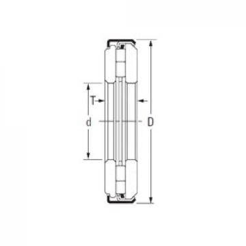 Timken ARZ 17 40 79 needle roller bearings