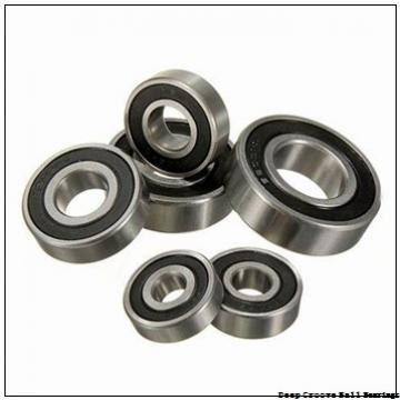 30 mm x 72 mm x 16 mm  TECHMASTER 83A073B deep groove ball bearings
