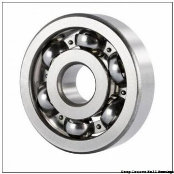 57,15 mm x 127 mm x 31,75 mm  RHP MJ2.1/4-N deep groove ball bearings