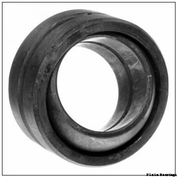 22 mm x 25,8 mm x 28 mm  ISO SAL 22 plain bearings