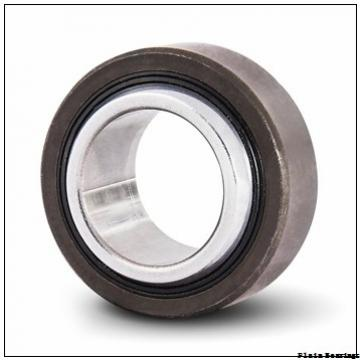 160 mm x 230 mm x 105 mm  ISB GE 160 ET 2RS plain bearings