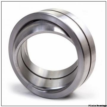 80 mm x 125 mm x 29 mm  LS GAC80S plain bearings