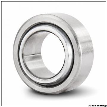 6 mm x 16 mm x 9 mm  INA GAKFL 6 PB plain bearings