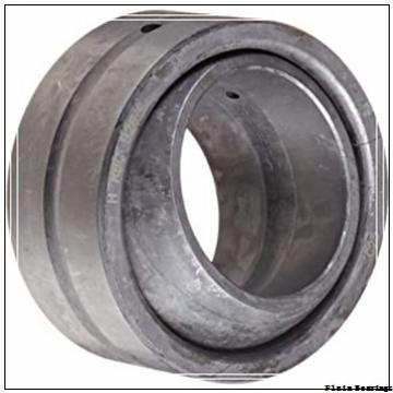 220 mm x 340 mm x 175 mm  IKO GE 220GS plain bearings