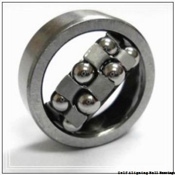 30 mm x 72 mm x 19 mm  NSK 1306 self aligning ball bearings