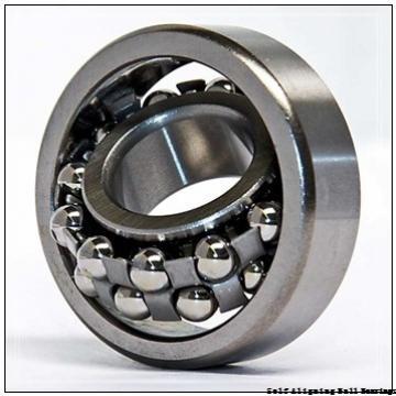 25 mm x 62 mm x 20 mm  SKF 2206E-2RS1KTN9+H306E self aligning ball bearings