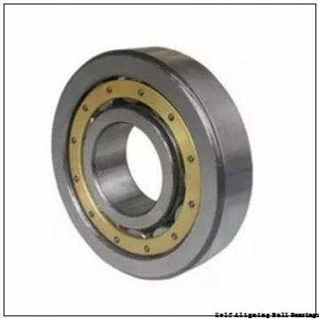 35 mm x 80 mm x 31 mm  ISO 2307K self aligning ball bearings
