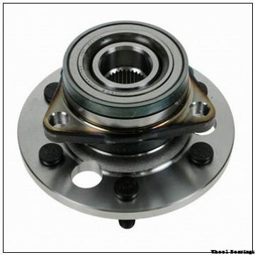 Toyana CX320 wheel bearings
