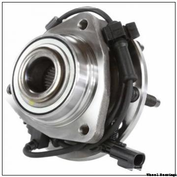 Toyana CX376 wheel bearings