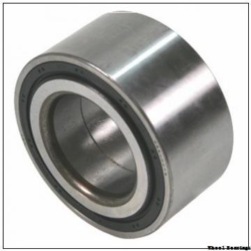 Toyana CX272 wheel bearings