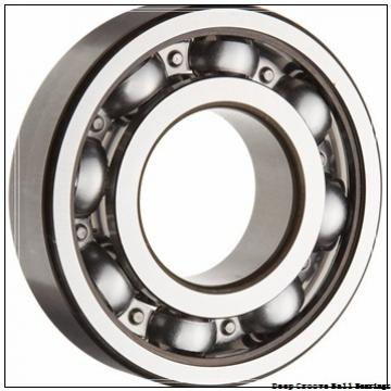 8 mm x 22 mm x 7 mm  ZEN 608 deep groove ball bearings