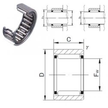 JNS RNAF223013 needle roller bearings