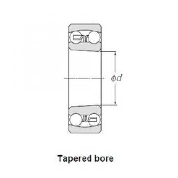 75,000 mm x 160,000 mm x 55,000 mm  SNR 2315K self aligning ball bearings