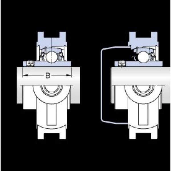 SKF TUWK 1.15/16 LTA bearing units #3 image
