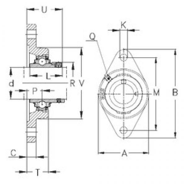 NKE RCJTY30-N bearing units #3 image