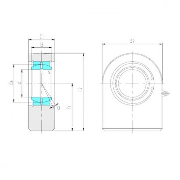 LS SF35ES plain bearings #3 image