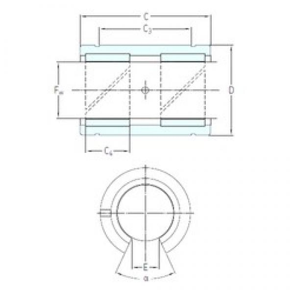 SKF LPAT 50 plain bearings #3 image