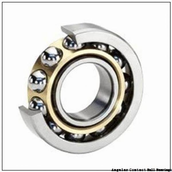 75 mm x 115 mm x 20 mm  NTN 5S-7015UCG/GNP42 angular contact ball bearings #1 image