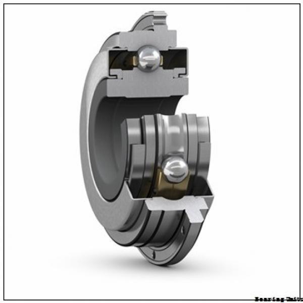 FYH NAP202 bearing units #1 image