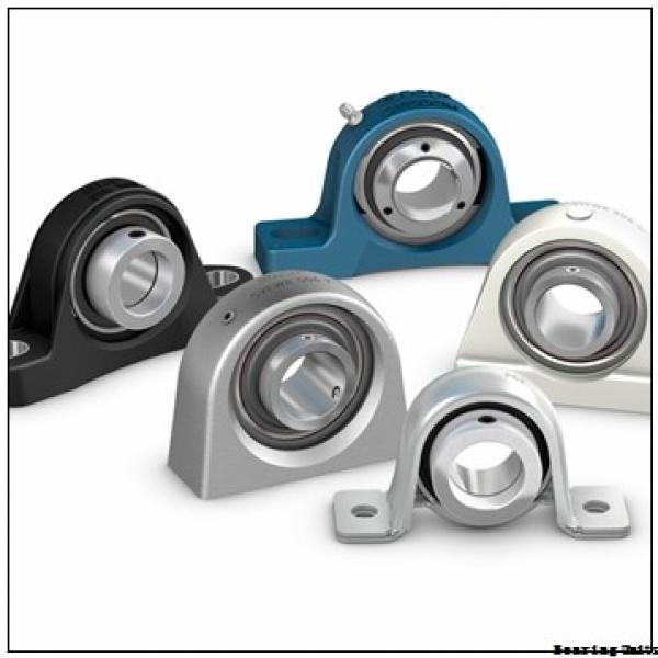 NACHI UCTU209+WU700 bearing units #2 image
