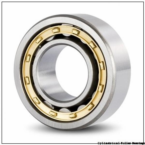 20 mm x 47 mm x 14 mm  NSK N 204 cylindrical roller bearings #1 image
