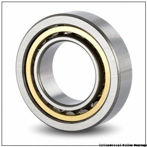 80 mm x 170 mm x 39 mm  FBJ NF316 cylindrical roller bearings #1 image
