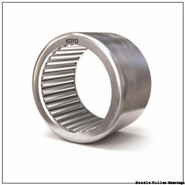 NBS K 14x17x10 needle roller bearings #2 image