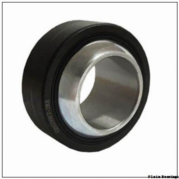 152,4 mm x 222,25 mm x 120,65 mm  IKO SBB 96 plain bearings #1 image