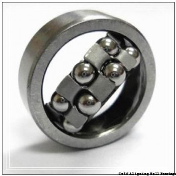 10 mm x 30 mm x 9 mm  NSK 1200 self aligning ball bearings #2 image