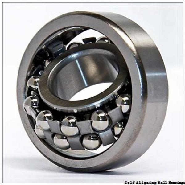 60 mm x 110 mm x 28 mm  ISB 2212-2RSKTN9 self aligning ball bearings #1 image