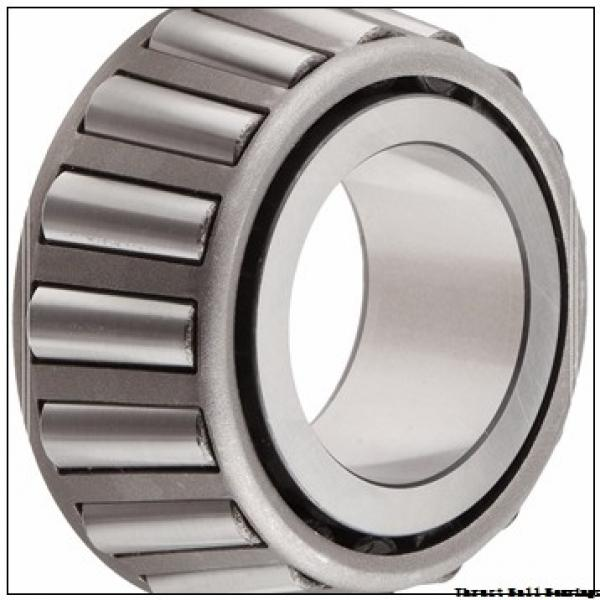 200 mm x 260 mm x 25 mm  IKO CRB 20025 UU thrust roller bearings #1 image