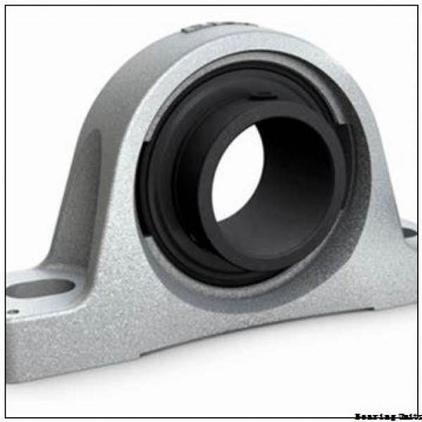 ISO UCTX08 bearing units #1 image