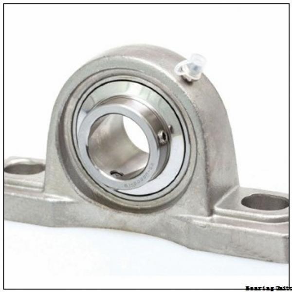 SNR UCFLE207 bearing units #2 image
