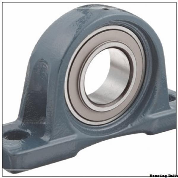NACHI UCTU209+WU700 bearing units #1 image