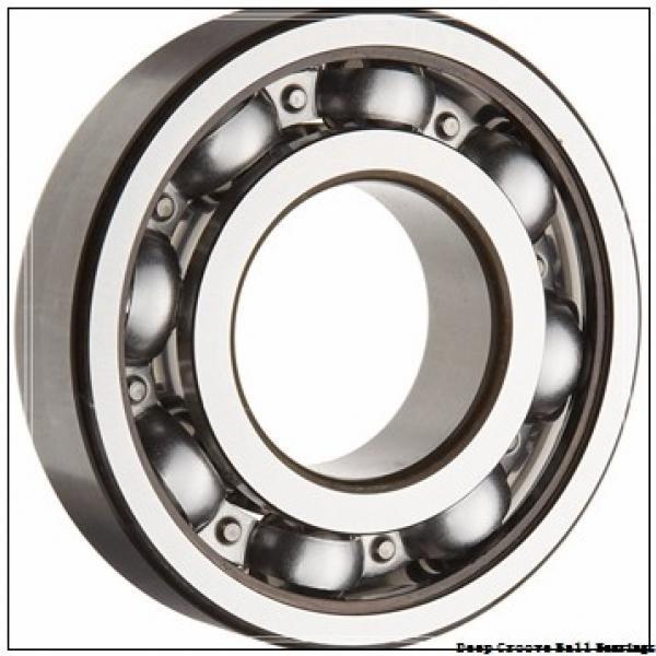 8 mm x 22 mm x 7 mm  ZEN 608 deep groove ball bearings #1 image