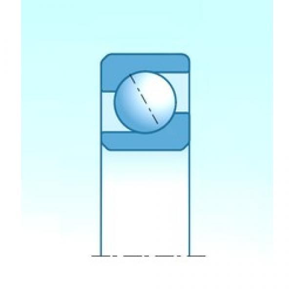 160 mm x 240 mm x 38 mm  NTN 2LA-HSE032G/GNP42 angular contact ball bearings #3 image