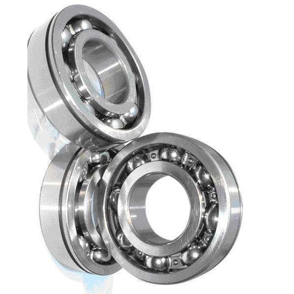 Koyo Chrome Steel 6306 Deep Groove Ball Bearing #1 image
