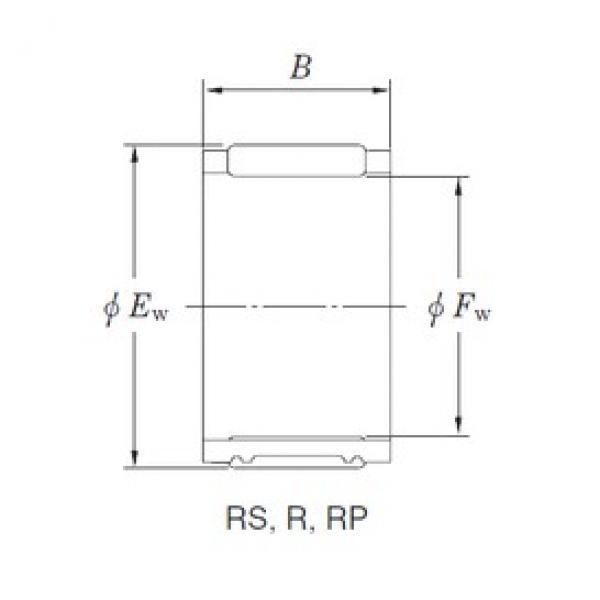 KOYO R30/17-1 needle roller bearings #3 image