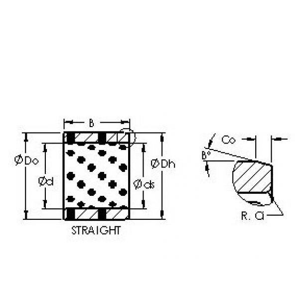 AST AST650 121810 plain bearings #3 image